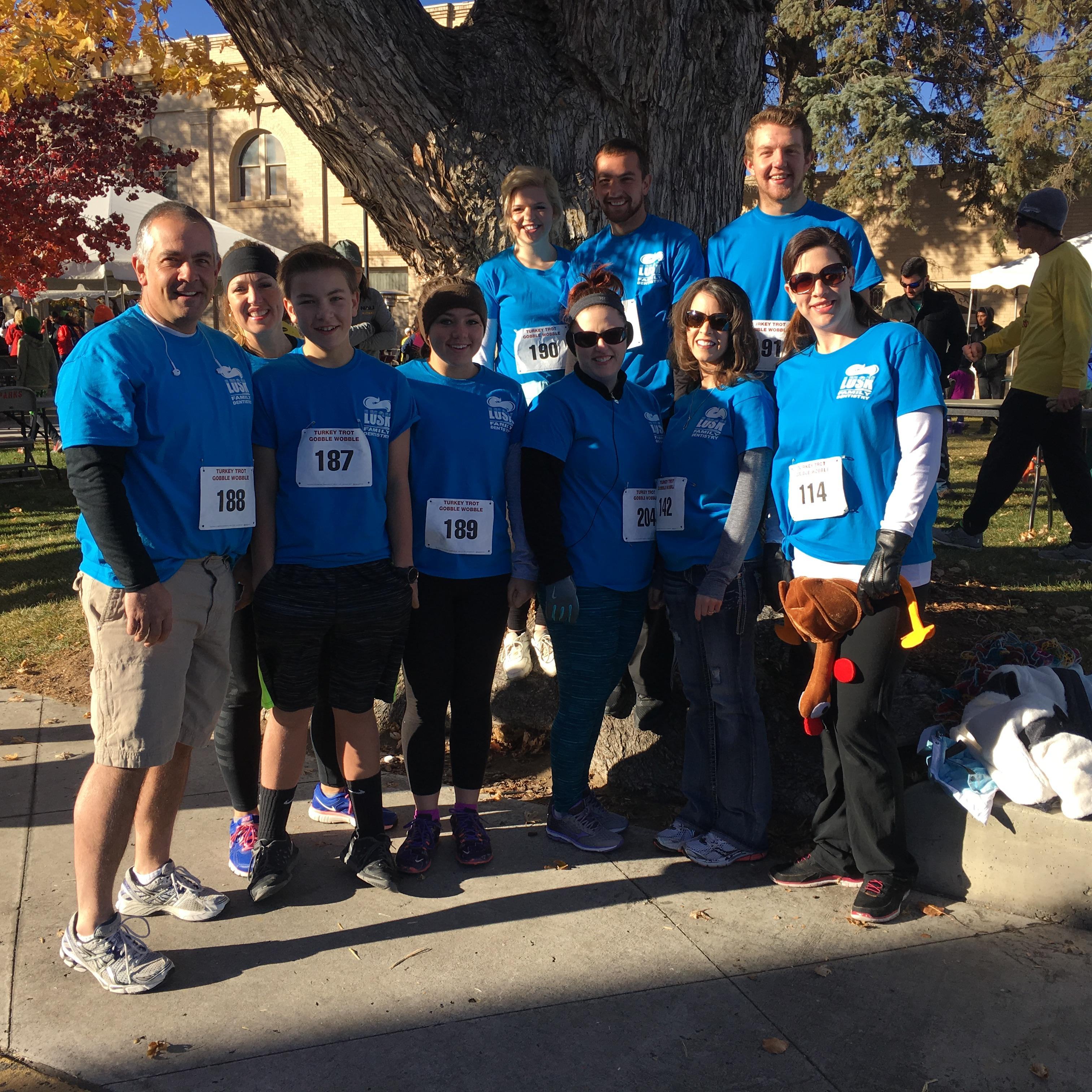 Out Team | Lusk Family Dentistry
