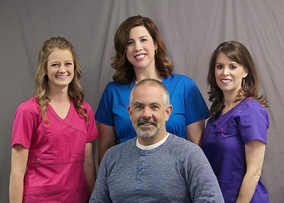 dental team at Lusk Family Dentistry | dentist farmington nm